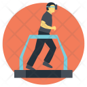 VR Fitness Program Icon
