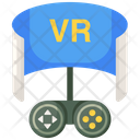 Vr Games Vr Technology Virtual Reality Icon