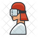 Vr glass Icon