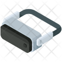 Vr Glass Electronic Icon