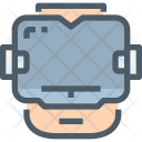 Vr Game Device Icon