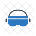Glasses Virtual Reality Icon