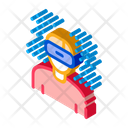 Human Vr Glasses Icon