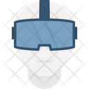 Astronaut Camera Space Icon