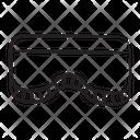 Vr Glasses Vr Shades Virtual Technology Icon