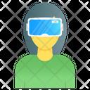 Vr Glasses Icon