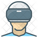 Vr Glasses Virtual Reality Reality Icon