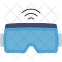 Vr Glasses Glasses Multimedia Icon