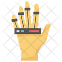 Vr Glove Virtual Reality Augmented Reality Icon