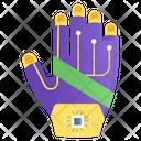 Vr Glove Icon