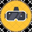 Vr Goggles Virtual Glasses Virtual Goggles Icon