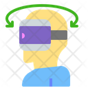 Vr rotate Icon