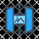 Vr Rotation Icon