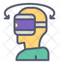 Vr side Icon