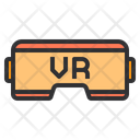 Vr technology Icon