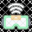 Vr Technology 5 G Signal Icon