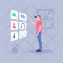 Virtual Reality App Icon