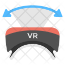Vr Field Of Icon