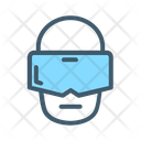 Vr View Oculus Vr Icon