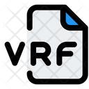 Vrf File Audio File Audio Format Icon