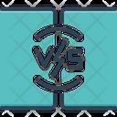 Vs Versus Competition Icon