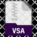 Vsa File Icon
