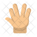 Vulcansalute Icon