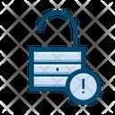 Vulnerability Zero Day Patch Icon