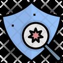 Vulnerability Find Error Icon