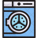 Wachine machine drum Icon