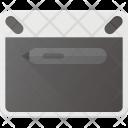 Wacom Draw Pad Icon