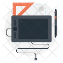 Digital Drawing Web Icon