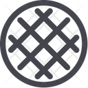 Wafer Icon