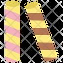 Wafer Sticks Icon