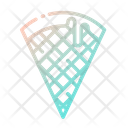 Waffle Stack Dessert Icon