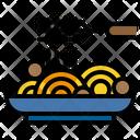 Food Italian Pasta Icon