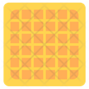 Batter Dough Waffle Sweet Icon