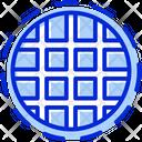 Waffle Food Wafer Icon