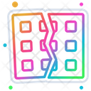 Waffle Cookie Wafer Icon
