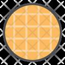 Wafer Waffle Icon