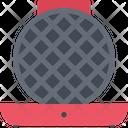 Waffle Iron Waffle Maker Kitchen Appliance Icon