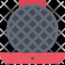 Waffle Iron Appliances Icon