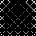 Waffle Iron Electronics Icon