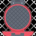 Waffle Iron Kitchen Icon