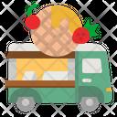 Waffle Truck Waffle Truck Icon
