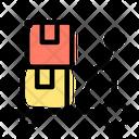 Waggon Boxes Icon