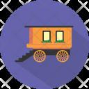 Wagon Vehicle Transport Icon