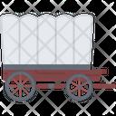 Wagon Wild West Icon