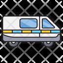 Wagon Transport Travel Icon