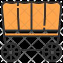 Wagon Old Transportation Icon